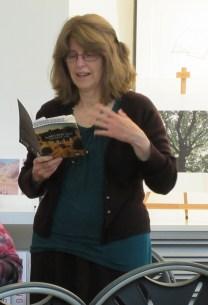 Jane Duran, Poetry of Place at Enitharmon Books © Stuart Leech, courtesy of Enitharmon.