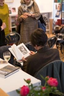 Poetry of Place at Enitharmon Books © Stuart Leech, courtesy of Enitharmon.