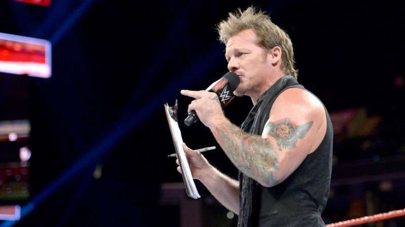 Chris Jericho Adds Donald Trump And Hillary Clinton To The List Of Jericho