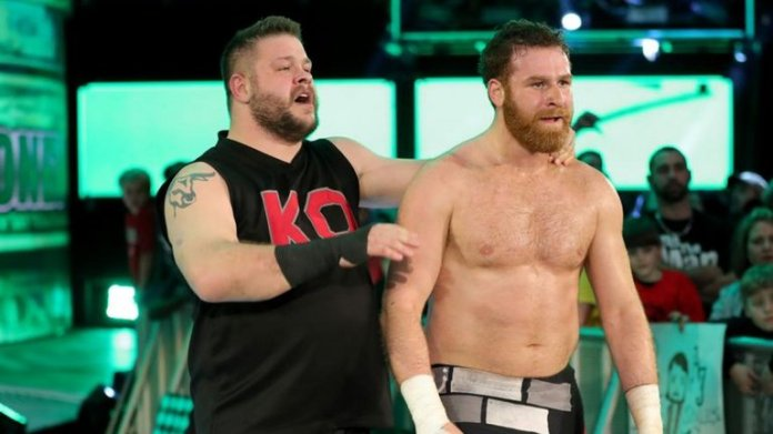 Backstage News On Future Plans For Kevin Owens And Sami Zayn