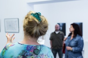 Private View at Achtzig Gallery Berlin 5