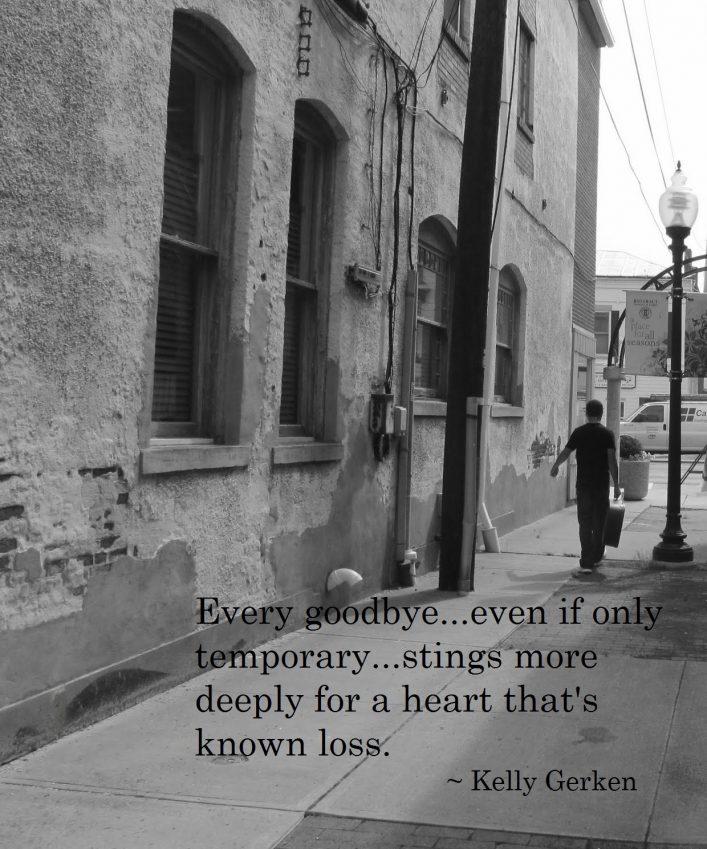 walking away2
