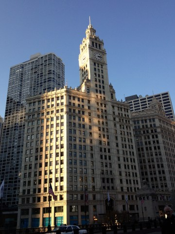 Architecture in Chicago