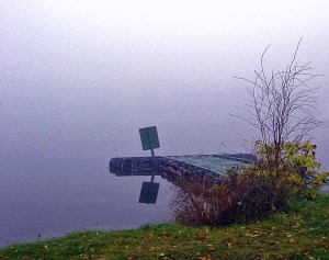 The End of the Dock