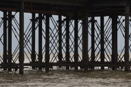 Penarth Pier structure
