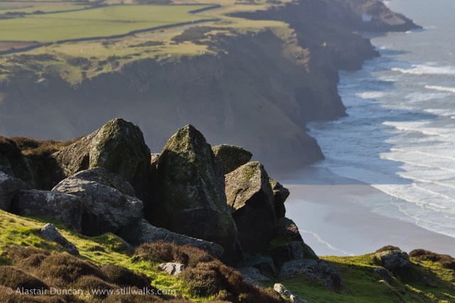Rhossili Rocks