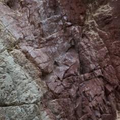 colourful rock