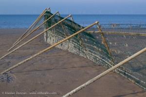 Colwyn Bay fencing
