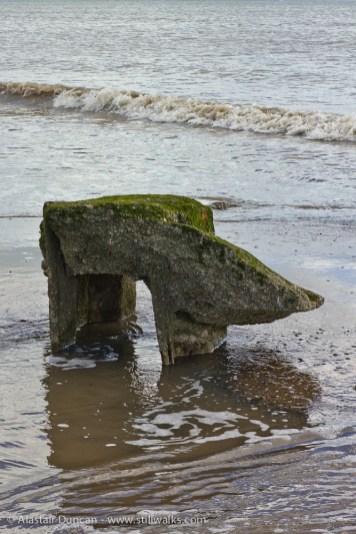 old beach sculptural outlet
