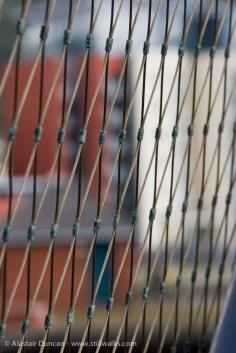 footbridge mesh