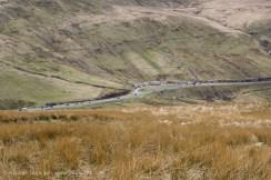 The A470 through the Brecon Beacons