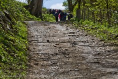 footpath incline