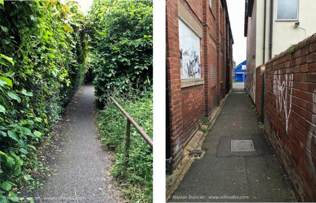 Hereford walkway