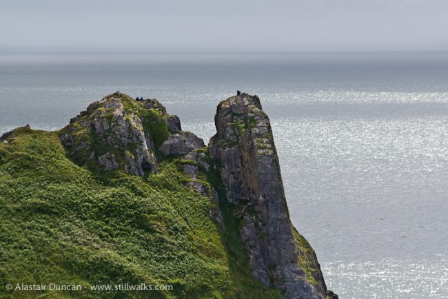 Tor Bay cliffs