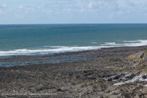 Rockscape and sea