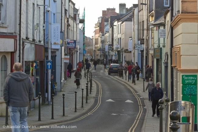 King Street, Carmarthen