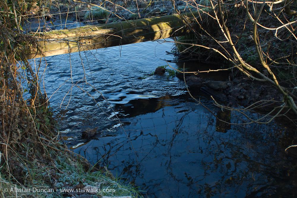 Nant y Garreg river