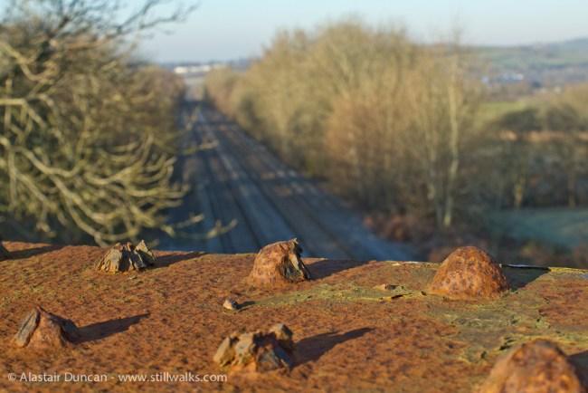 Railway Bridge Rust