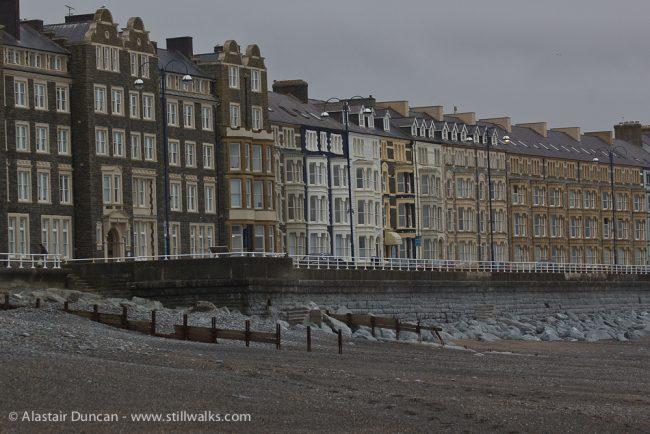 Aberystwyth architecture
