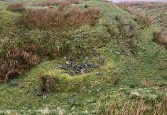 Penlle'r Castell medieval settlement