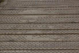 worn boardwalk