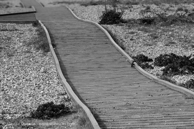 Pagham Boardwalk