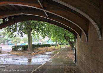 Under Skeldergate Bridge
