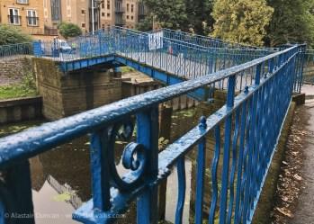 Blue Bridge, York