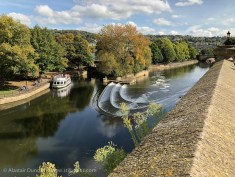 River Avon at Bath