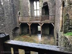 Weobley Castle 1