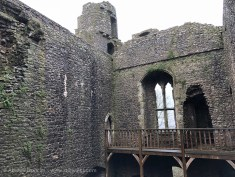 Weobley Castle 2