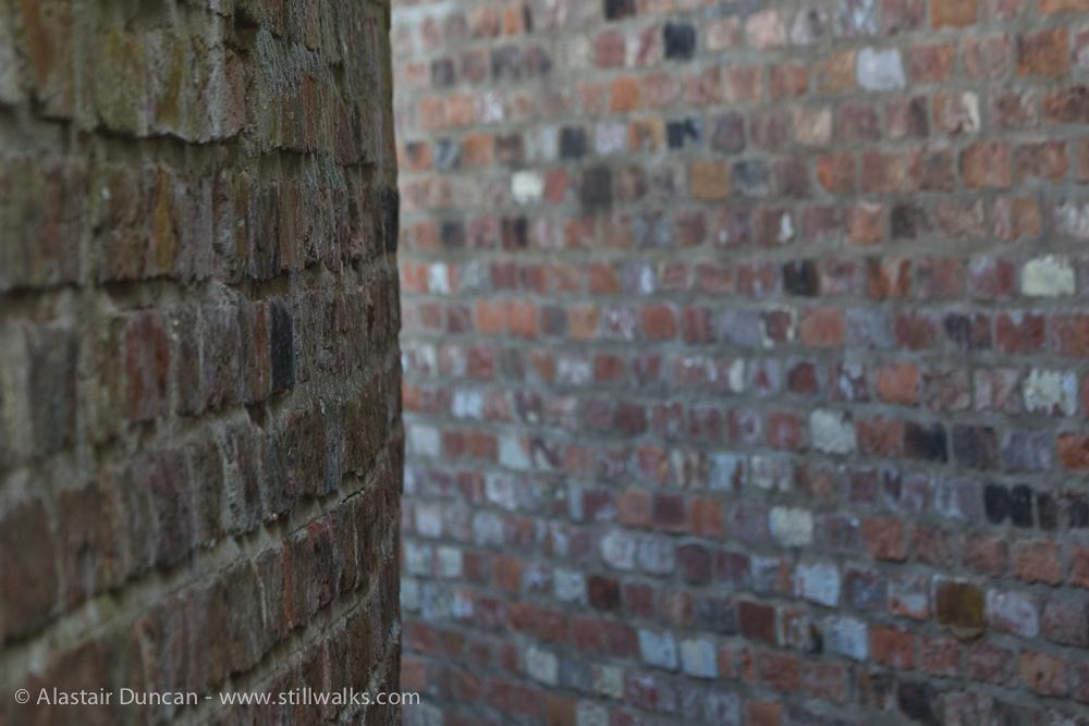 Alley walls