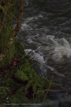 crashing river