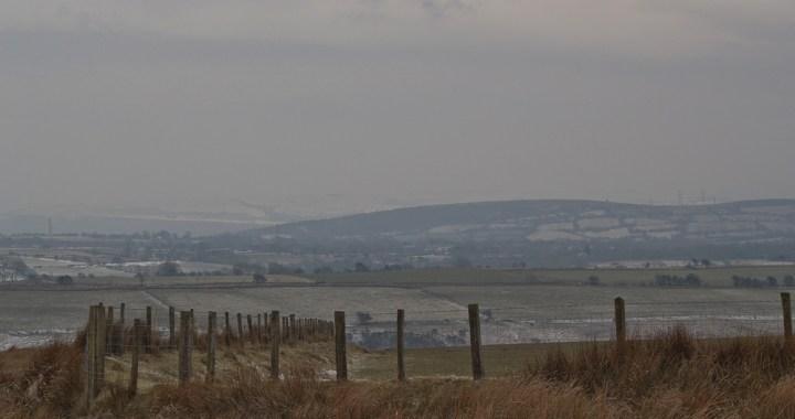 Uplands landscape