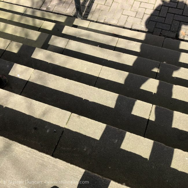 step shadows