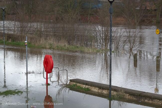 semi submerged
