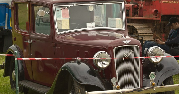 old Austin grill