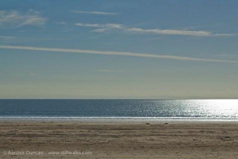 Swansea Bay sea and sun