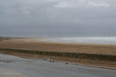 Sea view from Redcar