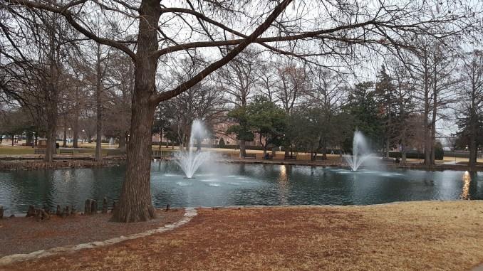 Theta Pond