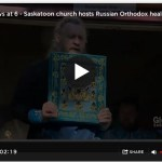 They holy Kursk Root Icon Travels to Canada – News Video