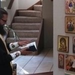 Historic Moment – First Orthodox Christian Service in Enid Oklahoma –