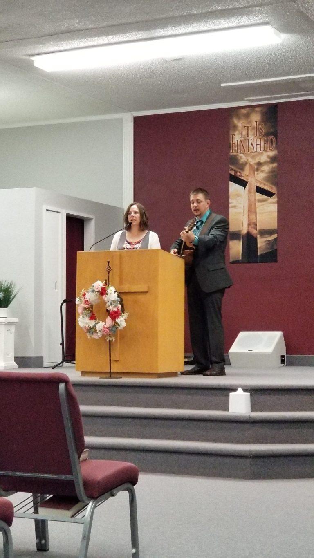 Pastor & Mrs Gipp Special Music