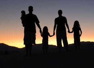 Щастливо семейство