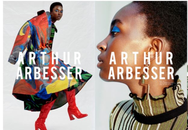 The Art of Arthur Arbesser AW18