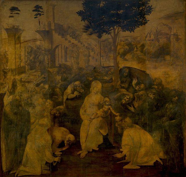 800px-Leonardo_da_Vinci_-_Adorazione_dei_Magi_-_Google_Art_Project