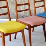 Stuhl Mit Neubezug Stilraumberlin Danische Design Mobel Berlin