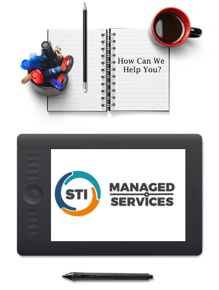 about sti managed services