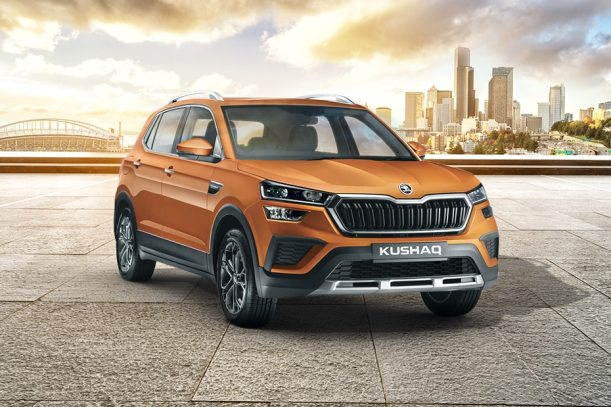 Skoda Kushaq Price in India, Images, Review & Colours