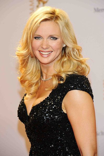 Veronica Ferres, Quelle: Wikipedia/Office Veronica Ferres